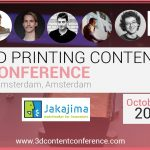 3D Printing Content Conference