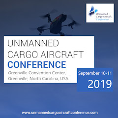 Unmanned Cargo Aircraft Conference banner